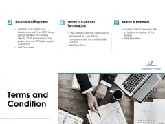 Terms And Condition Ppt PowerPoint Presentation Layouts Elements