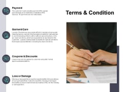 Terms And Condition Ppt PowerPoint Presentation Portfolio Example