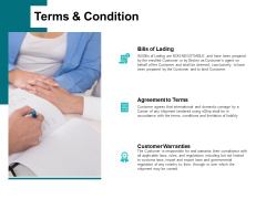 Terms And Condition Ppt PowerPoint Presentation Show Layout Ideas