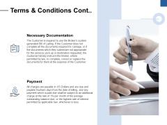 Terms And Conditions Cont Ppt PowerPoint Presentation Portfolio Slide Portrait