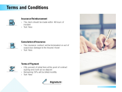 Terms And Conditions Ppt PowerPoint Presentation Icon Templates