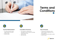 Terms And Conditions Ppt PowerPoint Presentation Summary Show