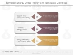 Territorial Energy Office Powerpoint Templates Download