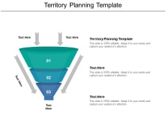Territory Planning Template Ppt PowerPoint Presentation Outline Example Cpb
