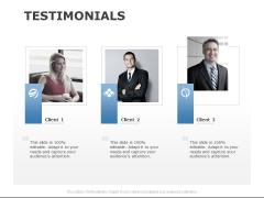 Testimonials Communication Ppt PowerPoint Presentation Styles Mockup