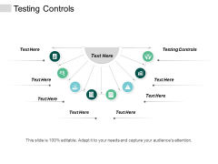 testing controls ppt powerpoint presentation slides designs download cpb