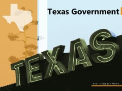 Texas Government Capitol Building Ppt PowerPoint Presentation Complete Deck