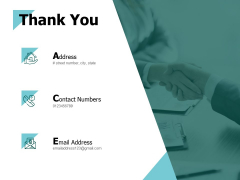 Thank You 8 Wastes Of Lean Ppt PowerPoint Presentation Gallery Visual Aids