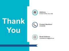 Thank You As Is To Be 2 Ppt PowerPoint Presentation Gallery Clipart