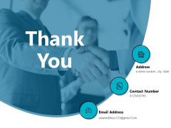 Thank You Bizbok Business Blueprint Ppt PowerPoint Presentation Layouts Vector