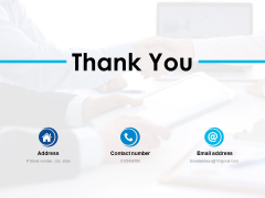 Thank You Business Drivers For IT Simplification Ppt PowerPoint Presentation Show Topics