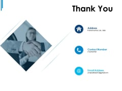 Thank You Business Model Design And Innovation Ppt PowerPoint Presentation Gallery Graphics Template