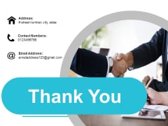 Thank You Buying Goods And Services Process Ppt PowerPoint Presentation Portfolio Example File