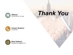 Thank You Centric Organization Ppt PowerPoint Presentation Infographics Slides