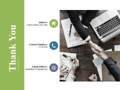 Thank You Communication Matrix Ppt PowerPoint Presentation Layouts Diagrams
