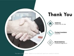 Thank You Consumer Lifecycle Ppt PowerPoint Presentation Inspiration Portrait