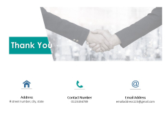 Thank You Core Competency Analysis Ppt PowerPoint Presentation Infographics Ideas