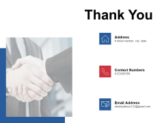 Thank You Corporate Strategies Ppt PowerPoint Presentation Professional Introduction