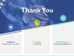 Thank You Customer Experience Mapping Ppt PowerPoint Presentation Model Deck