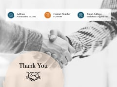 Thank You Digital Business Transformation Ppt PowerPoint Presentation Pictures Visuals