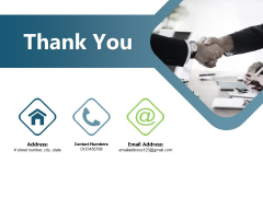 Thank You Distribution Plan Ppt PowerPoint Presentation Summary Example File