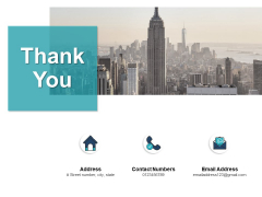 Thank You Employee Career Progression Planning Ppt PowerPoint Presentation Slides Design Inspiration