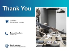 Thank You Employee Performance Review Ppt PowerPoint Presentation Gallery Files