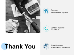 Thank You Employee Remuneration Management Ppt PowerPoint Presentation Infographic Template Example