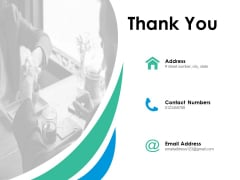 Thank You End Consumer Loyalty Ppt PowerPoint Presentation Summary Template