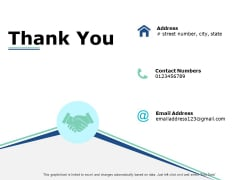 Thank You Experience Curve Analysis Ppt PowerPoint Presentation Infographics Background Images