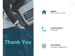 Thank You Fixed Income Securities Ppt PowerPoint Presentation File Slide
