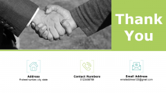 Thank You Human Resource Introduction Ppt PowerPoint Presentation Show Styles