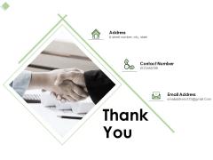 Thank You IBP Processes Ppt PowerPoint Presentation Show Ideas