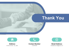 Thank You IPO Framework Ppt PowerPoint Presentation Infographics Infographics