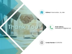 Thank You Influencer Marketing Strategy Ppt PowerPoint Presentation Gallery Ideas