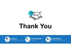 Thank You Integrated Business Planning Framework Ppt PowerPoint Presentation Inspiration Examples