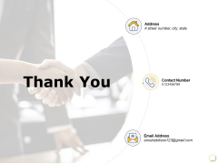 Thank You Integration Of Digital Technology Ppt PowerPoint Presentation Summary Example Topics
