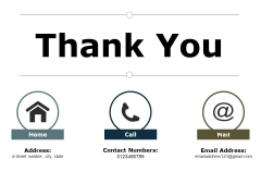 Thank You Job Publicity Ppt PowerPoint Presentation Gallery Samples