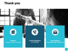 Thank You Kickoff Meeting Ppt PowerPoint Presentation File Inspiration