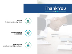 Thank You Market Trend Analysis Ppt Powerpoint Presentation Outline Diagrams