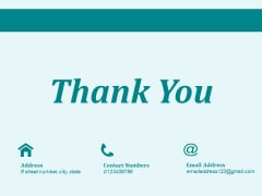 Thank You Market Workability Ppt PowerPoint Presentation Slides Templates