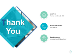 Thank You Marketing Hurdles Ppt PowerPoint Presentation Gallery Example
