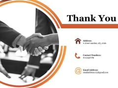 Thank You Marketing Plan Ppt PowerPoint Presentation Icon Master Slide