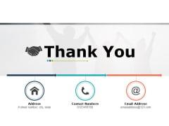 Thank You Marketing Resource Management Ppt PowerPoint Presentation Styles Deck