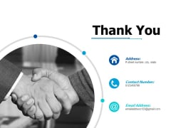 Thank You Media Channels Ppt PowerPoint Presentation Icon Show