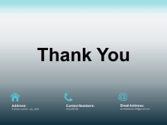 Thank You New Product Cost Analysis Ppt PowerPoint Presentation Pictures Graphics Example