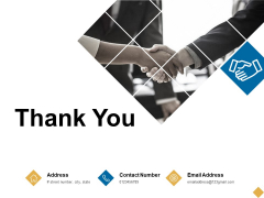 Thank You Objection And Compliance Ppt PowerPoint Presentation Ideas Show