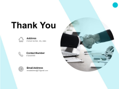 Thank You Obstacles And Resolutions Ppt PowerPoint Presentation Infographic Template Background Image