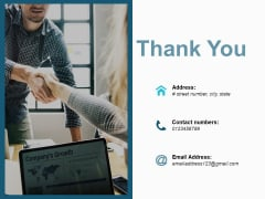 Thank You Operating Model Ppt PowerPoint Presentation Ideas Background Image