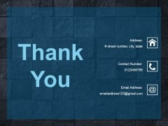 thank you powerpoint templates, slides and graphics, Modern powerpoint